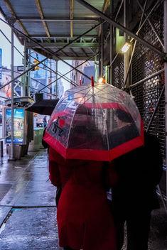 I Love NY - Umbrella - image #318369 gratis