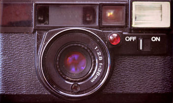 Free Retro Film Camera (CC) - Free image #318429