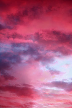 Free sunset flamingo pink colorful clouds texture for layers - image gratuit(e) #318469