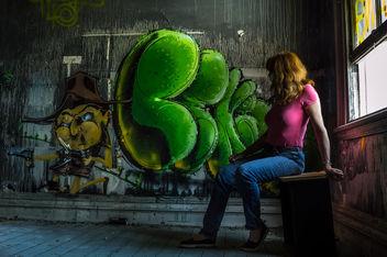 Milf Graffiti - Free image #319099