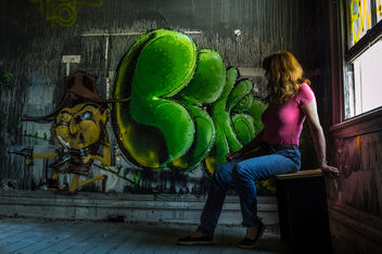 Milf Graffiti - image gratuit #319099