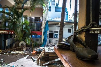 Abandoned Beer Garden - Kostenloses image #319109