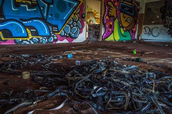 Abandoned Film - бесплатный image #319289