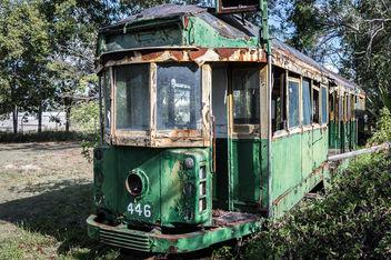 Brisbane Tram - Kostenloses image #319359