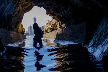 Surf Burford's Bat Cave - Free image #319699