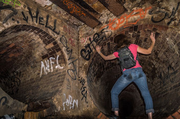 Underground Climbing - Free image #319789