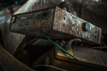 Rusty Radio - image #319819 gratis