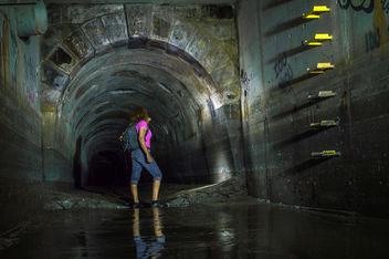 Aqua Cave Arch - image #319869 gratis