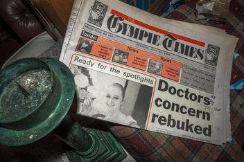 1993 Newspaper - Free image #319979