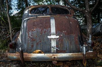 Abandoned Pontiac - Free image #320329