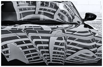 Bodywork reflection - Free image #321279