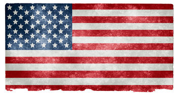 US Grunge Flag - image #323399 gratis
