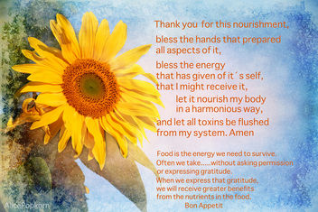 food prayer - image #323839 gratis