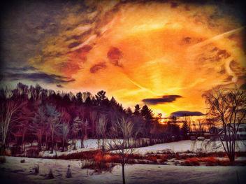 Sunburst - Free image #324039