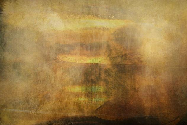 Tiefe des Bernsteins ~free texture - Free image #324549