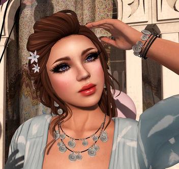 Bohemian Daydream Closeup - image gratuit #324909