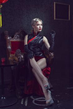Shanghai Rouge - image gratuit #325019