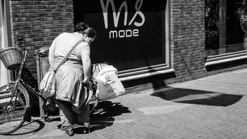 Sjoerd Lammers street photography - image #325689 gratis