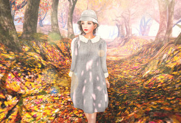 Fashion Fair Autumn 2015 - Free image #326229