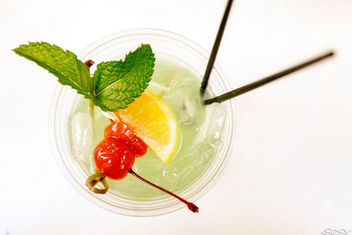 Mint Julip Lemonade - image gratuit #326419
