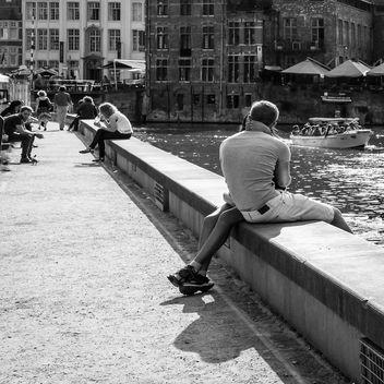 Sjoerd Lammers street photography - image #326879 gratis