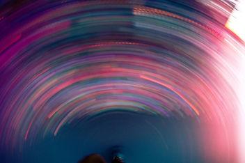 Purple Rainbow Roundabout - Free image #326909