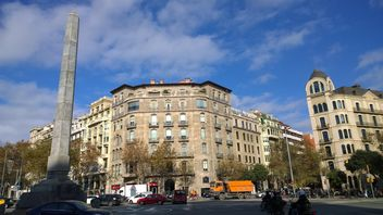Beautiful architecture of Barcelona - image gratuit #327319