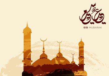 Vector Eid Al Fitr - Free vector #327369