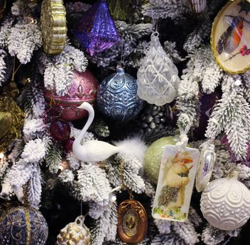 Christmastree decoration - image #327829 gratis