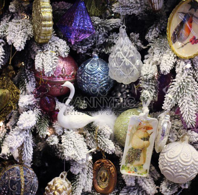 Christmastree decoration - Free image #327829