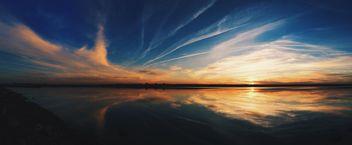 Sunset in Odessa (Ukraine) - Free image #329979
