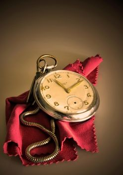 old pocket watch - image #330909 gratis