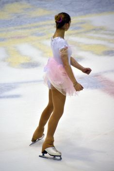 Ice skating dancer - image gratuit #330939