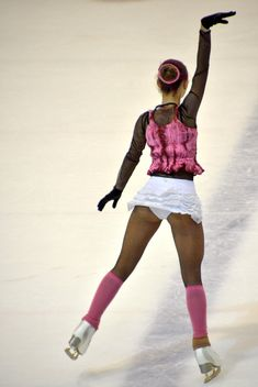 Ice skating dancer - Free image #330949