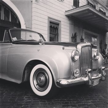 Retro classic car - image #331529 gratis