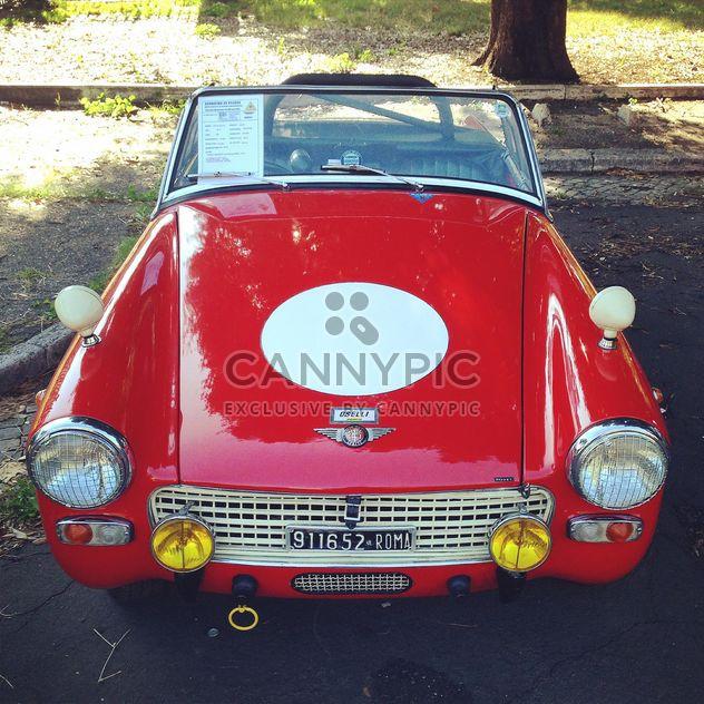Esporte vermelho carro - Free image #331679