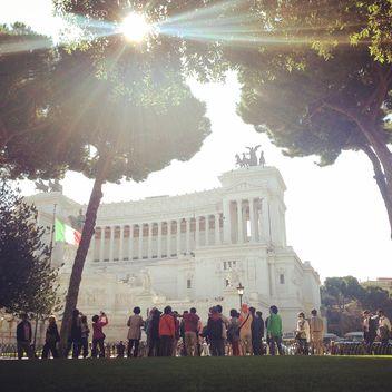 Piazza Venezia Rome - image gratuit(e) #331769
