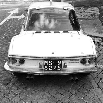 Retro Matra Sports car - image #331819 gratis