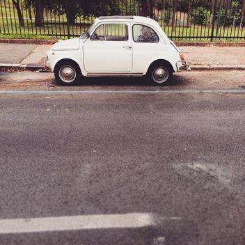 Fiat 500 - image gratuit #331999