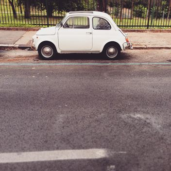 Fiat 500 - Kostenloses image #331999
