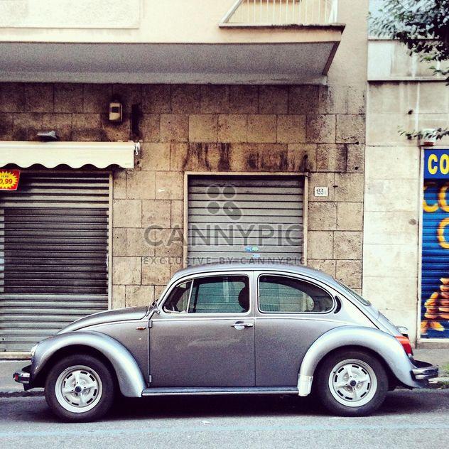 Vieille voiture Volkswagen - image gratuit(e) #332019