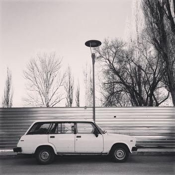 Soviet Lada car - Kostenloses image #332099