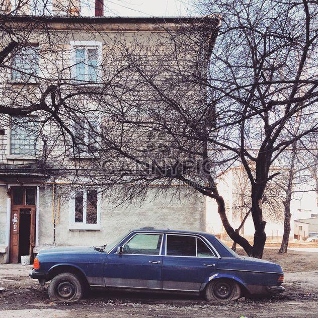 Old Mercedes car - image gratuit #332119