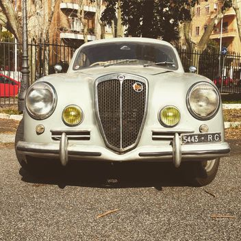 Old Lancia Aurelia - image #332209 gratis