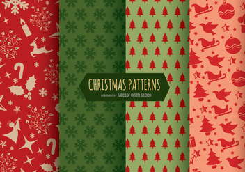 Christmas Backgrounds - vector gratuit #332719