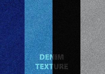 Free Denim Texture Vector - vector gratuit #333449