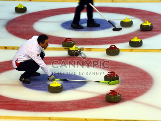 curling sport tournament - Free image #333579