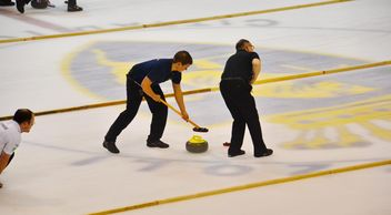 curling sport tournament - image gratuit #333799