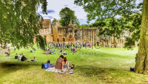 Kenilworth castle in Warwickshire, England - Free image #334189