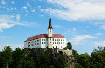 Castle in Czech Republic - Kostenloses image #334209
